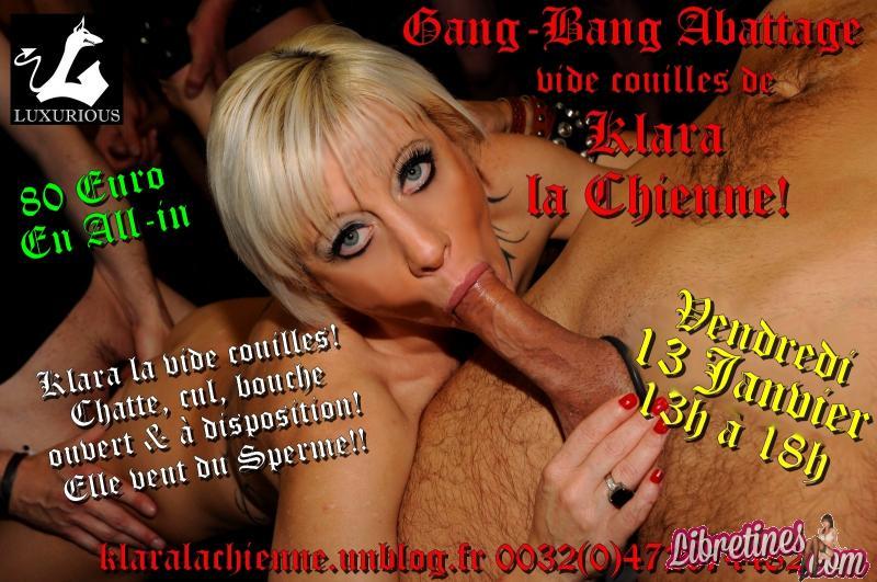 francaise gang bang escort girl carpentras